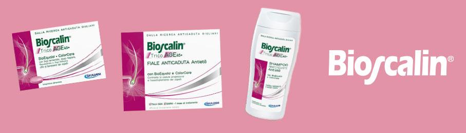 Tricoage Bioscalin Anticaduta per capelli donna - Bravi Farmacie Online