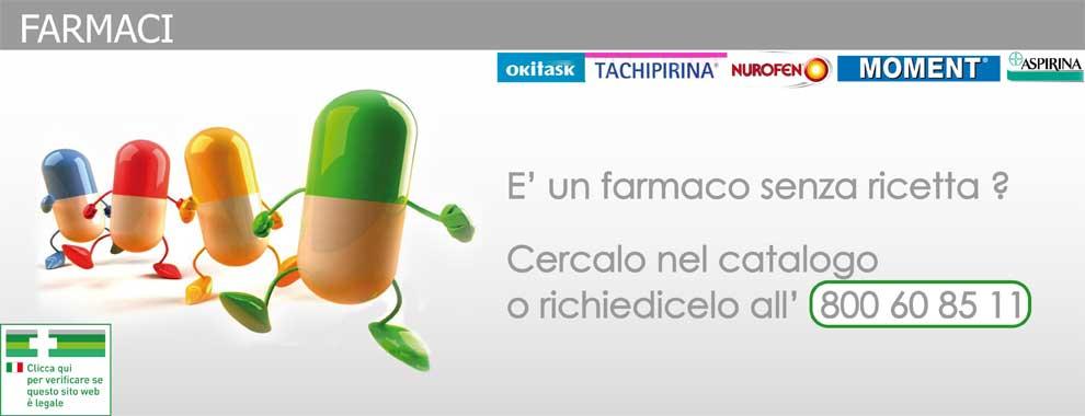 Farmaci home - Bravi Farmacie Online