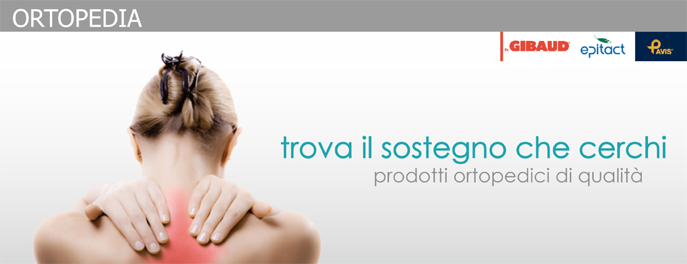 Ortopedia home - Bravi Farmacie Online