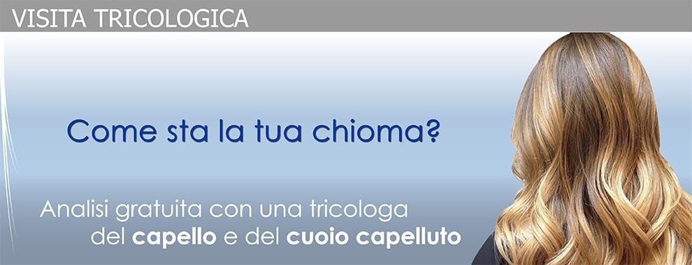 Visita Tricologia per analisi del capello | Bravi Farmacie