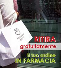Ritiro in farmacia Bravi Farmacie Shop online