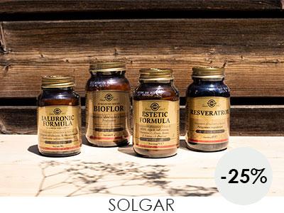 Solgar | Bravi Farmacie
