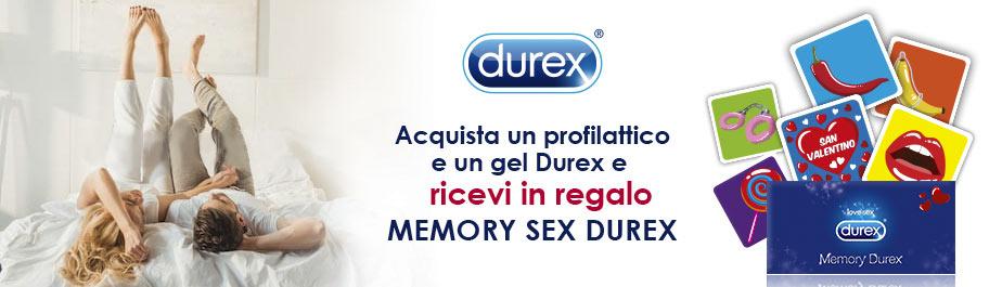 Durex profilattici e lubrificanti promozione | Bravi Farmacie