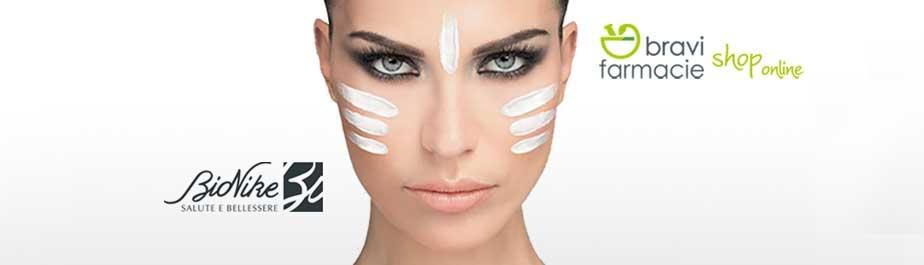 viso donna creme e cosmetici bionike Bravi Farmacie