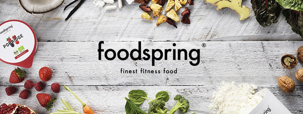 Foodspring | Bravi Farmacie Online