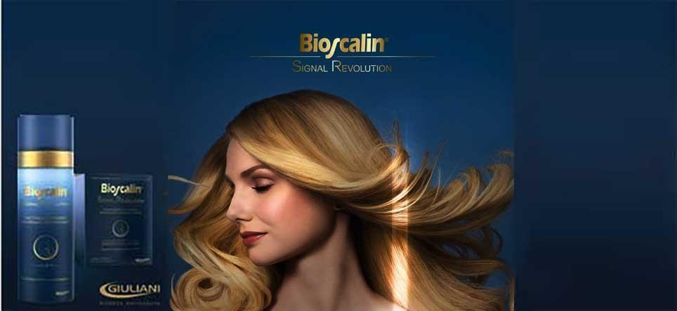 Prodotti Bioscalin anti caduta capelli Signal Revoluzione - Bravi Farmacie Online