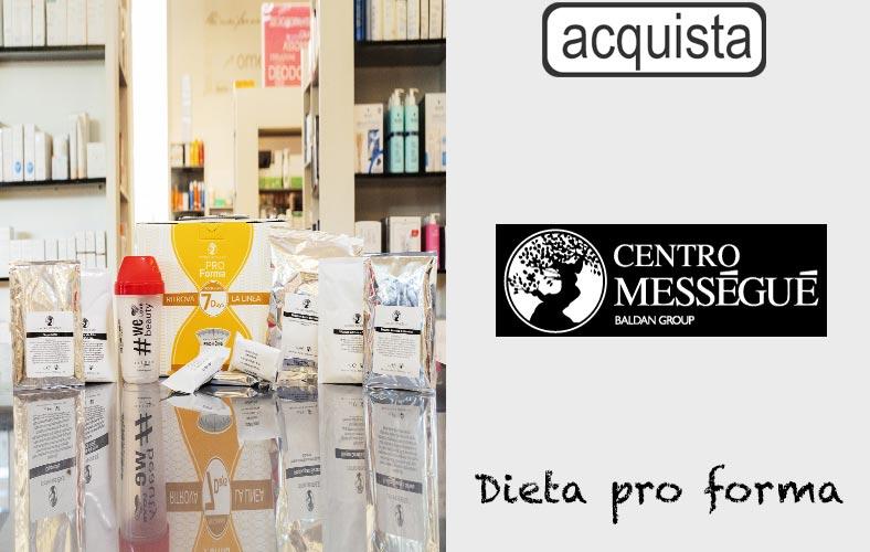 Dieta Messegué kit 7 giorni Pro Forma- Bravi Farmacie Online
